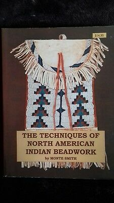 Perlen Buch, The Techniques of North American Indian Beadwork