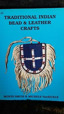 Perlen Buch, Traditional Indian Bead & Leather Crafts