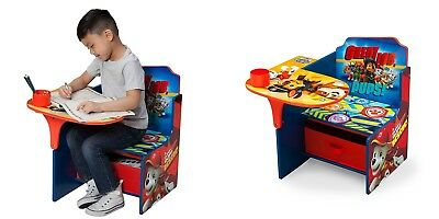 Excellent Paw Patrol Art Desk And Chair Set With Paper Roll Activity Creativecarmelina Interior Chair Design Creativecarmelinacom
