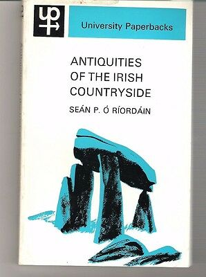 Riordain Antiquities of the Irish Countryside Archäologie Hnengräber Irland