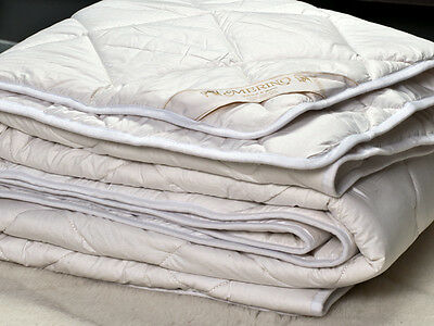 MERINO WOOL DUVET - 100% NATURAL , ALL SIZES . natural BEDDING . WOOL quilt