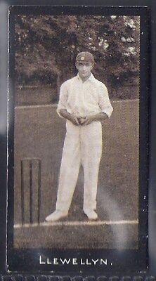 Smiths-Cricket Ers (1St Series)-#40- Llewellyn