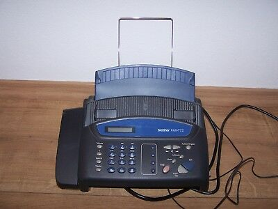 Brother Fax-T72 Funktionsfähig ohne Tonerrolle