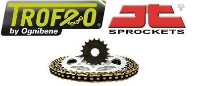 Trofeo & JT Chain And Sprocket Kit Suzuki GSF1250N/S K7-L5 (Inc ABS) 07-15