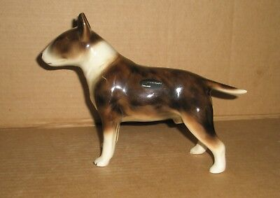 Dog Figurine  Bull Terrier/Coopercraft