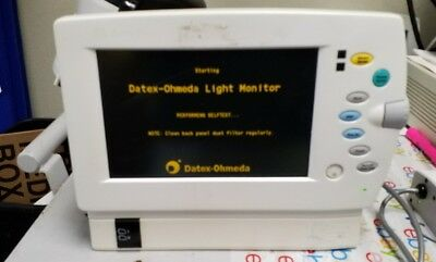 Datex Ohmeda S5 Light Monitor with Recorder as pictured in Good Condition