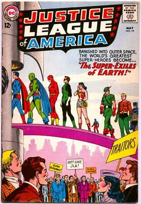 Justice League Of America 19 Batman Superman Flash Green Lantern Dc Silver Bin!!