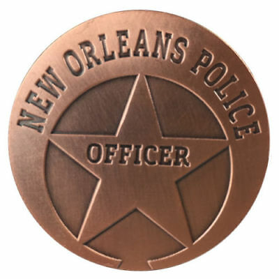 New Orleans Police Officer  Antique