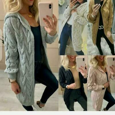 NEW Womens Ladies Off Shoulder Ribbed Knitted Batwing Jumper Top 8-14