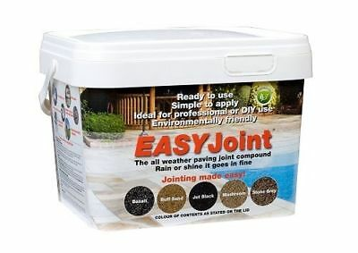 PAVING GROUT | Mushroom | Jointing compound 12.5 Kg EASY Joint Paving