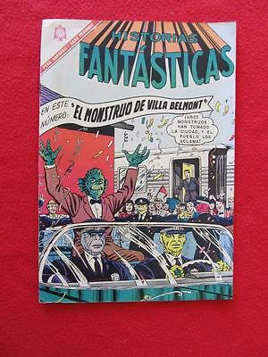 1966 HISTORIAS FANTASTICAS #162 (Mexican edition for Tales of the unexpected #94