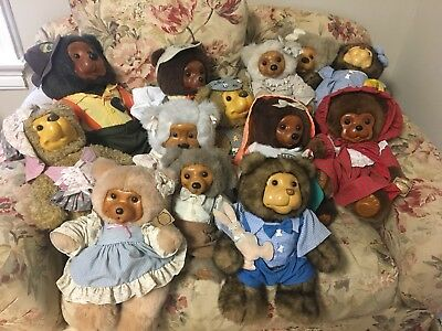 Raikes Bears Collection 13 Total