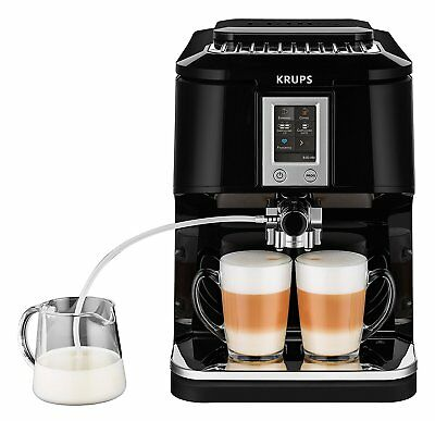 Krups EA8808 - Machine Espresso 2 en 1-touch machine capuucino 1,7 l