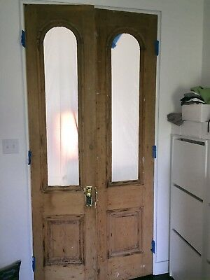 Antique French Doors.