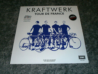 "KRAFTWERK Tour de France 12"" Maxi - Mexican Radio Copie - Unique Cover Design !!"