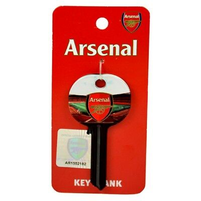 Official Football Clubs Door Key Blank