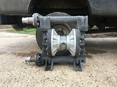 Blagdon Diaphragm Pump Air Operated Water Injection Pump Graco Diesel Compressor
