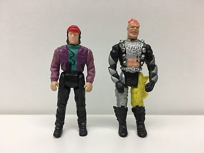 M.A.S.K. Action Figures Buddy Hawks & Bruno Sheppard