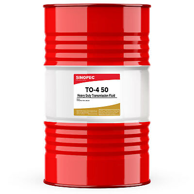 TO-4 50 Heavy Duty Transmission Fluid - 55 Gallon Drum