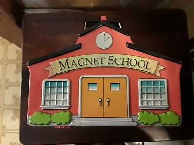 Parents Magazine Magnet School Tin Only