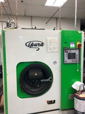 2009 IPURA Hydrocarbon 40 Lbs Dry cleaning machine