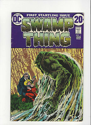 Swamp Thing  # 1 (VG/FN condtion)Original Owner collection !