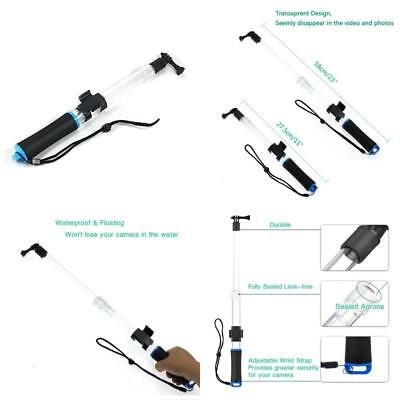 Floating Extension Pole Waterproof Selfie Stick Telescopic Wifi Remote For Gopro
