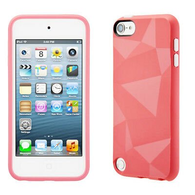save off 4244e e5fda SPECK GEOSKIN CASE Shell Cover For Apple iPod Touch 6th Gen / 5th Gen Pink