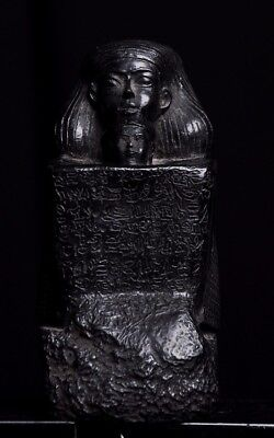 RARE Ancient EGYPT vintage EGYPTIAN ANTIQUE Goddess Ditey Statues Bc