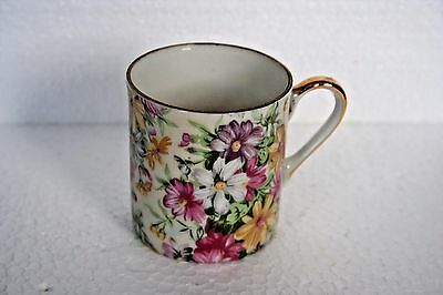 Small CHINTZ demitasse cup - pre ocupied Japan