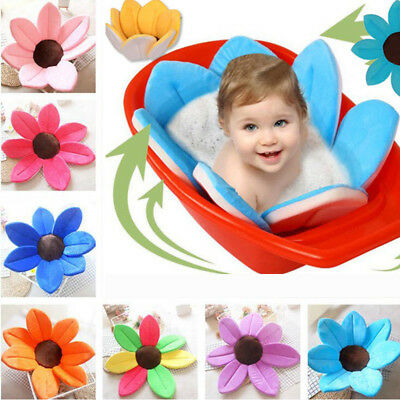 Blooming Lotus Flower Bath Tub Mat Baby Blooming Baby Infant Safety Security UK