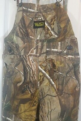 Walls 24 Month Toddler Camouflage Overalls Youth Hunting Outdoors New