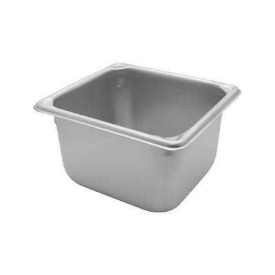 Vollrath - 30642 - Super Pan V® Sixth Size 4 in Deep Steam Table Pan