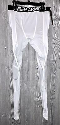 UNDER ARMOUR Gameday 7 Pad Basketball Compression Tights Legging Men M L XL 2XL