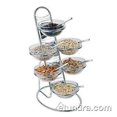 World Cuisine - 41912-04 - 4-Tier Ladder and Medium 6-Bowl Set