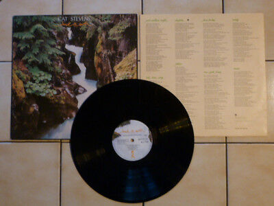 Vinyl, LP Cat Stevens, Back to earth