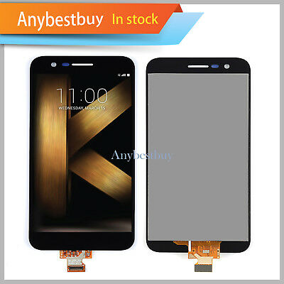 LCD Display Touch Screen Digitizer For LG K20 Plus 2017 MP260 TP260 VS501 Black