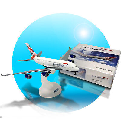 Schabak NG Airbus A380-800 British Airways 1:600 A 380