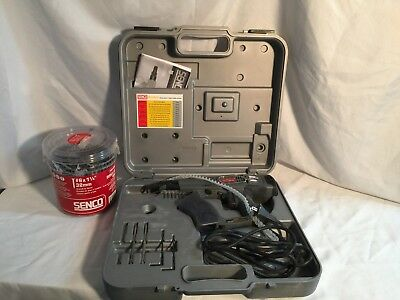 Senco Drywall Duraspin Collated Screwgun DS200-AC WITH HARD CASE