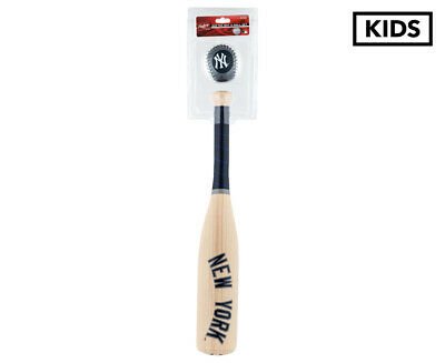 MLB New York Yankees Softee Bat & Ball Set