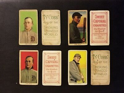 1909 TY COBB T206 Aged Reprints  ... SALE! BUY ANY 5 ITEMS STOREWIDE, GET 2 FREE