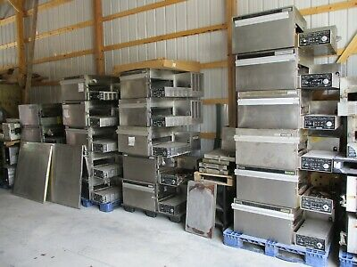 PIZZA OVENS  CONVEYOR >> CHEAP!!! $900each WORKING OVENS<< 3phase  208/240volt