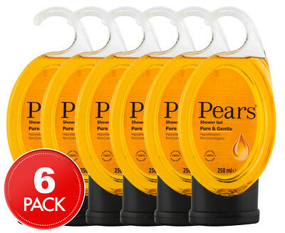 6 x Pears Shower Gel - 250mL