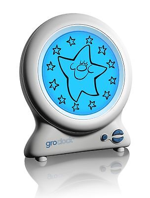 The Gro Company Gro-Clock Sleep Trainer Bed New