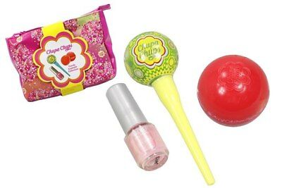 Chupa Chups Candy Cosmetic Collection