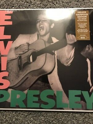 Elvis Presley 'Self Titled Lp'  New Deluxe Gatefold Edition Vinyl Lp