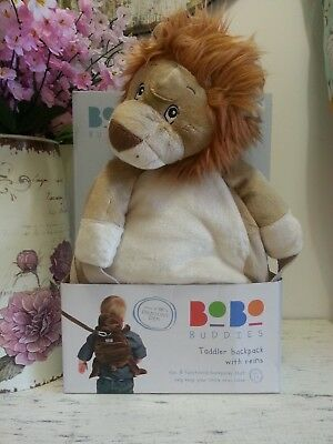 New & Boxed Bobo Buddies Toddler Back Pack With Reins