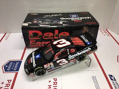 Dale Earnhardt Nascar Diecast - #3 1999 Gm Goodwrench Svc Plus - 1/24 Action