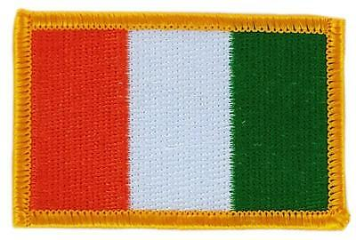 Patch embroidered Patch Flag IRELAND IRISH Thermoadhesive Badge Coat of arms