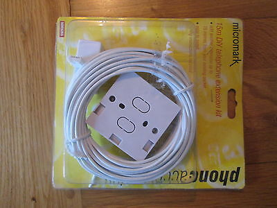 Telephone Cable Extension Kit